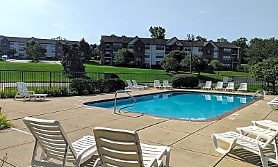 Pool, Union Hill Apartments, 0