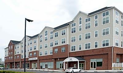 Building, Riverwalk NJ, 2