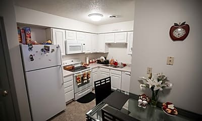 Kitchen, 801 Cross Park Ave, 1