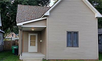 Building, 126 W Ash St, 0
