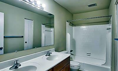 Bathroom, Williston Apartments & Townhomes, 2
