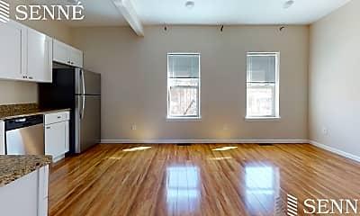 Living Room, 239 Havre St, 1