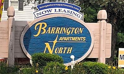 Barrington North, 1