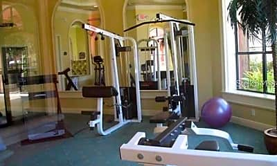 Fitness Weight Room, 2723 Via Capri 832, 2
