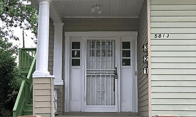 Building, 5813 Gwynn Oak Ave, 2