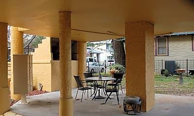 Patio / Deck, 3343 Esplanade Ave, 2