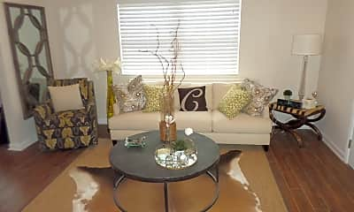 Living Room, Forest Cove, 1