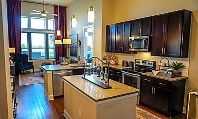 Kitchen, 9355 John W. Elliott Dr 459, 1
