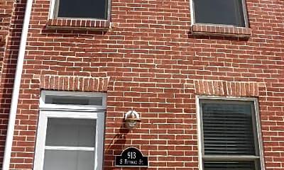 Building, 913 S Potomac St, 0