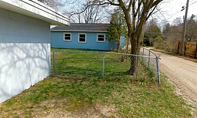 Building, 738 Bates St, 1