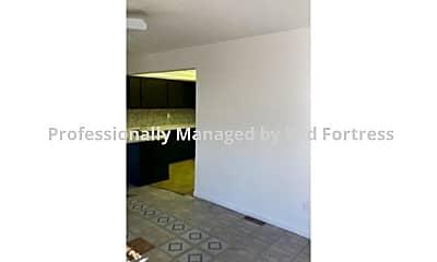 Living Room View #1, 716 Karlov St., 1