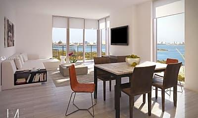 Dining Room, 3635 NE 1st Ave VAR, 1