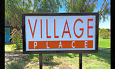 Community Signage, 1220 Adams Ave, 0