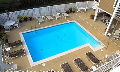 Pool, 514 24th St, 2