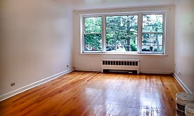Living Room, 2950 W Arthur Ave 1S, 1