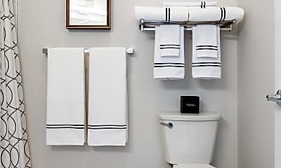 Bathroom, The Edison On The Charles, 2
