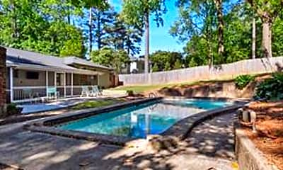 Pool, Land o Lakes Drive, 1