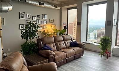 Living Room, 1 Gold St, 1