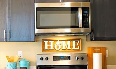 Kitchen, Copper Leaf Residence, 1