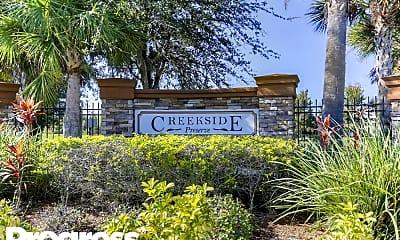 Community Signage, 4011 91st Ave E, 2