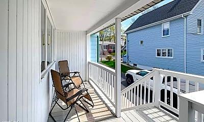 Patio / Deck, 104 Granville Ave, 2