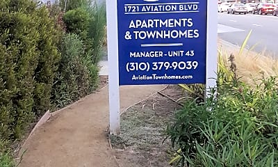 Aviation Townhomes, 1
