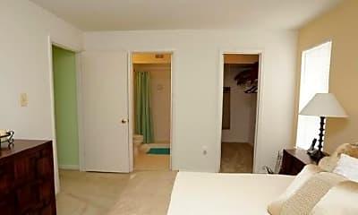 Bedroom, 5401 Claymont Dr, 2