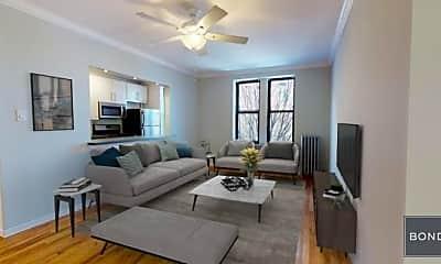 Living Room, 550 Audubon Ave, 0