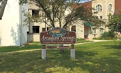 Arcadian Springs Apts, 1