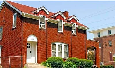 Building, 1109 Arbor St, 2