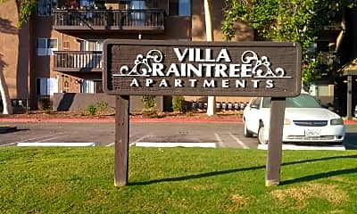 Villa Raintree, 1