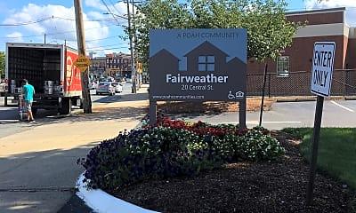 Fairweather Apartments, 1