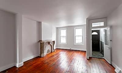 Living Room, 2222 St Albans St, 1