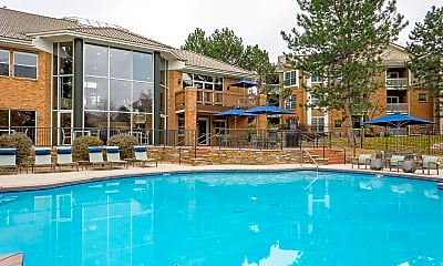 Pool, The Bluffs at Highlands Ranch, 0