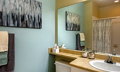 Bathroom, Providence at Brier Creek, 2