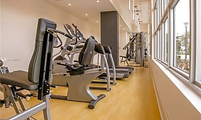 Fitness Weight Room, 805 SE 3rd Ave, 1