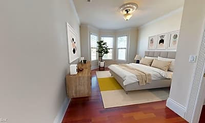 Living Room, 1453 Broderick St, 2