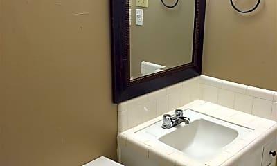 Bathroom, 5101 H St 4, 2