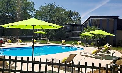 Pool, Lexington Park, 1