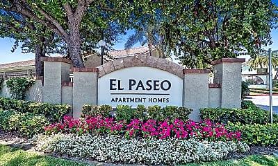 El Paseo Apartment Homes, 0