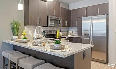 Kitchen, Waterside Residences On Quivira, 1