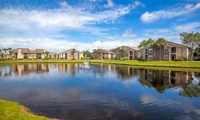Heron Lake Apartments, 1