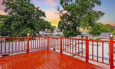 Patio / Deck, 15059 Coolidge Ave 2RR, 0
