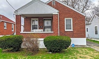 Building, 1208 Queen Avenue, 0