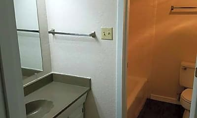 Bathroom, Timberwolf, 2