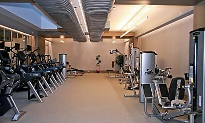 Fitness Weight Room, 302 W 38th St, 2