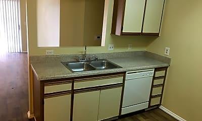 Kitchen, Branford Villas, 1