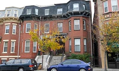Building, 2989 Washington St, 0