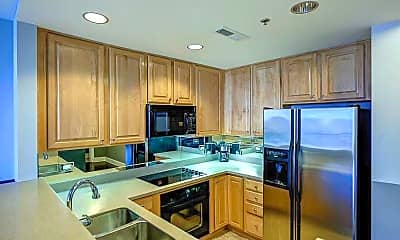 Kitchen, 285 Centennial Olympic Park Dr NW 1106, 1