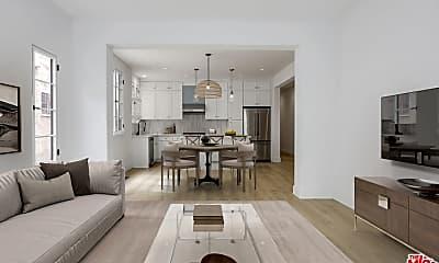 Living Room, 6206 Orange St 1/2, 0